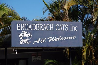 The home of the Broadbeach Cats.
