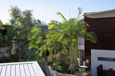 Another view from our balcony at the RACV Noosa Resort.