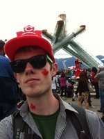Ready for the Canada Day celebrations in Vancouver