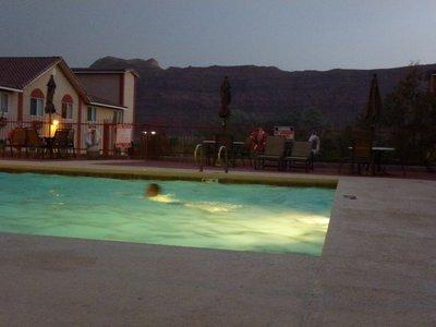 Pool Archway Inn