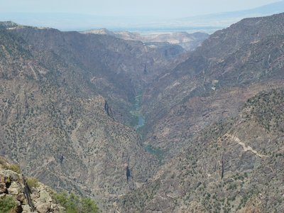 Black Canyon of the Gunnisson