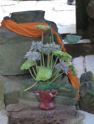 Bhudda in Temple