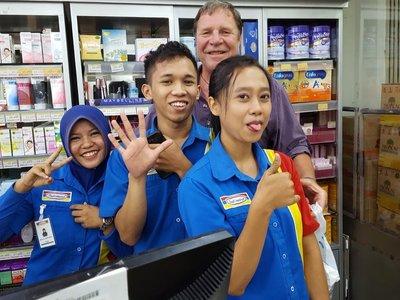 Indomart Employees
