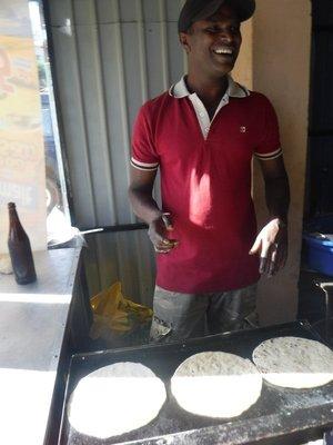 Roti Man