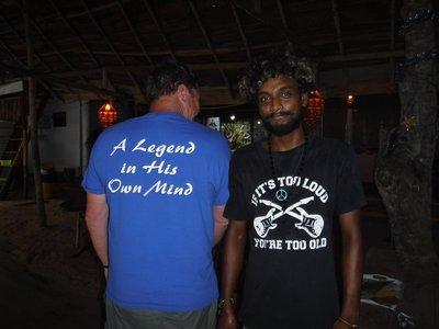 JIm and Ganga