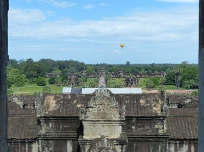 Angkor Wat - overview
