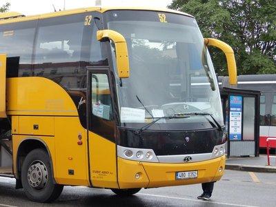 Bus to Cesky