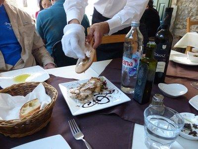Truffles in Motovun