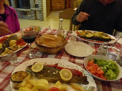 Yummy Fish Dinner