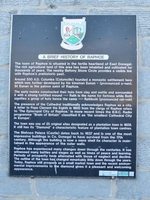 A little about Raphoe
