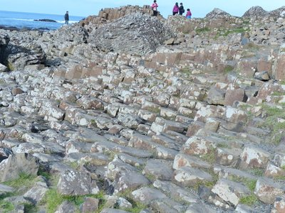 Steps at the Causeway
