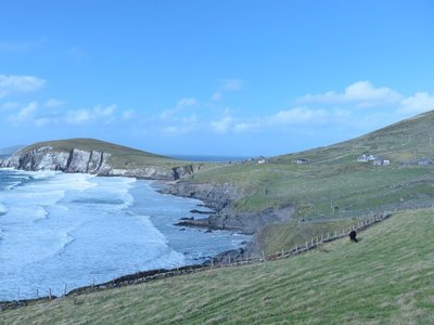 Far end of the Slea Head Drive