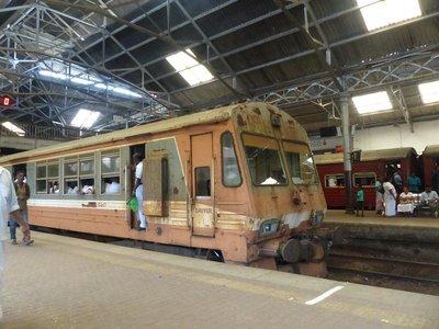 Standard Sri Lankan Train