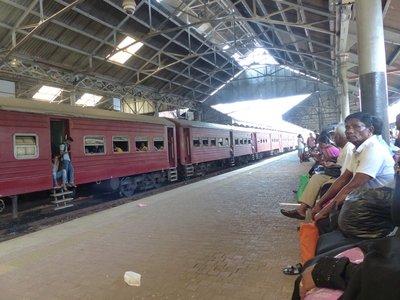 Colombo Rail Station