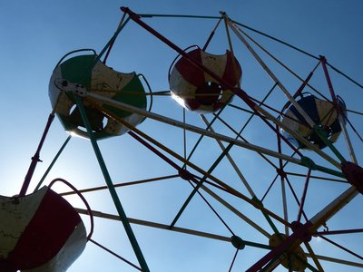Ferris Wheel at the Festival