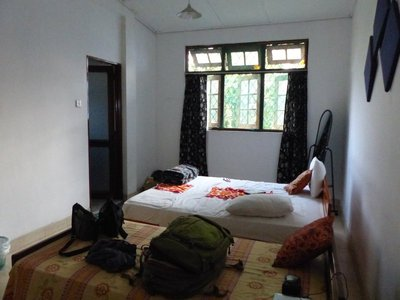 Our room at Lady Gordon Home Stay