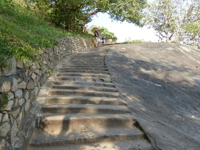 364 Steps to Dambulla Caves