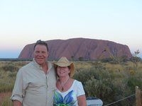 P and J Uluru