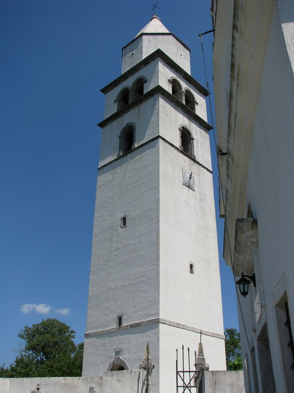 Brdo Bell/Clock Tower