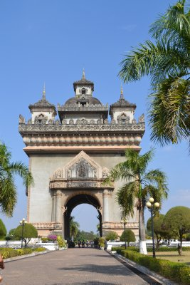 Patuxal, Vientiane