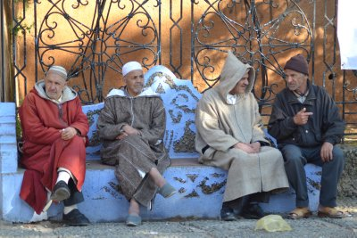 Chefchaouen men