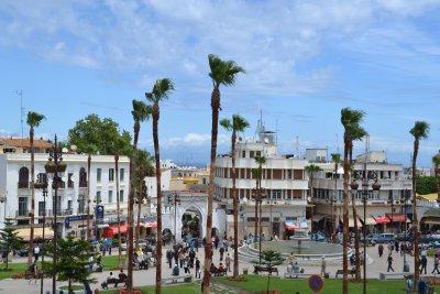 Grand socco, Tangier