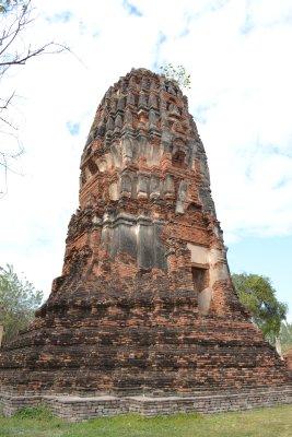 Ayuthaya - old city ruins