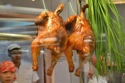 Chinese chicken, KL
