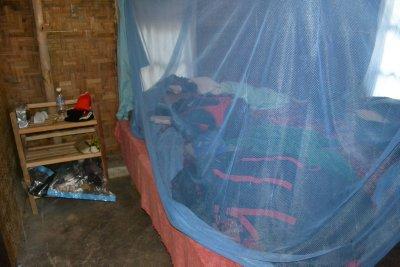 Our room at Pun Pun