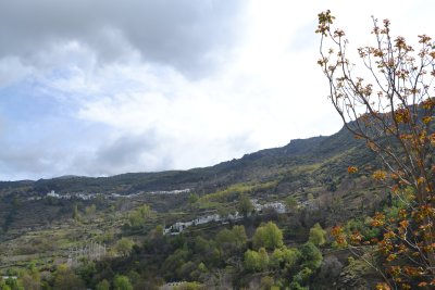 View from the road, Alpujarras