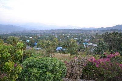 Pai countryside