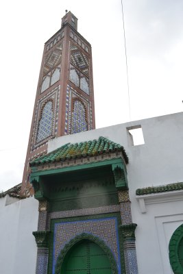Grand Mosque, Tangier