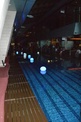 Pool in the SkyBar