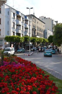 Place de France, Tangier