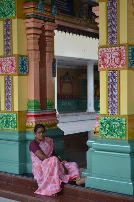 Sri Mahamariamman hindu temple in KL