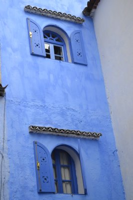 Chefchaouen - blue washed walls