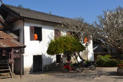 Monks&#39; residence