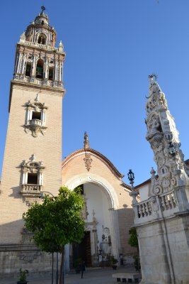 Churches in Ecija