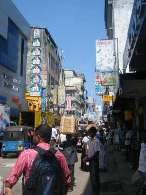 Pettah district, Colombo