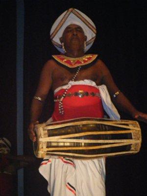 Kandyan drumming