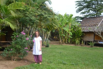 Our gardens in Pai