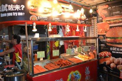 Street food, KL