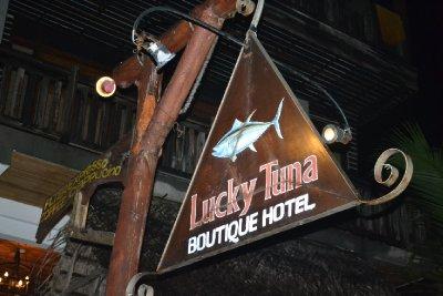 Popular beachside restaurant