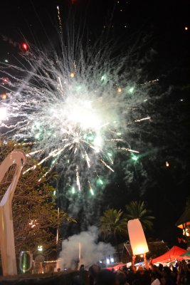 New Year's Eve - Luang Prabang