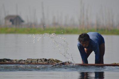 Lake Farming