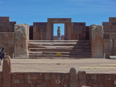 Temple de Tiwanaku