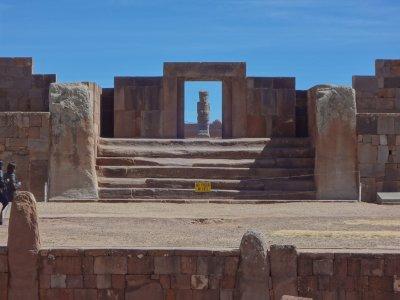 Temple de Tiwanaku