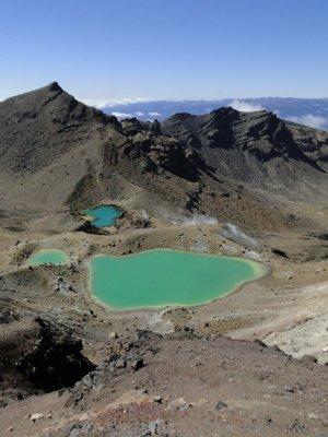 Lacs d'altitude