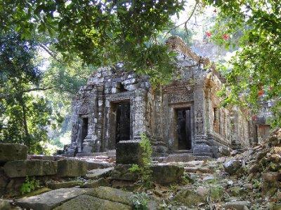 Sanctuaire du Wat phu