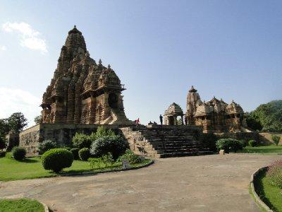 Temples de Kajuraho
